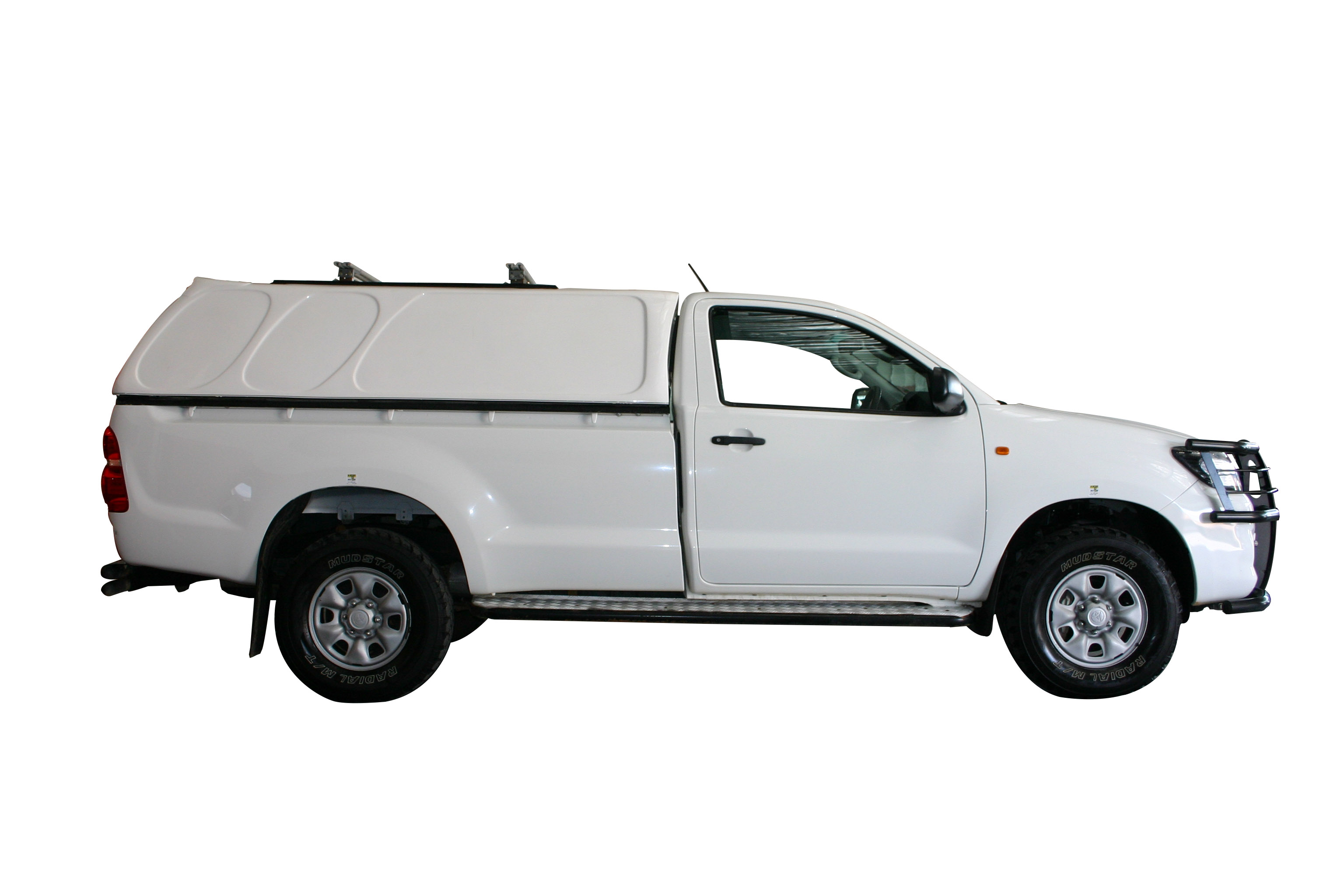 toyota hilux 2.5td 4x4 single cab (category d) er 865 - camper