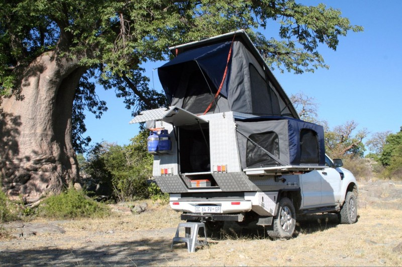 Ford Ranger D/Cab - Category P (travelnumber: fwd-c024) - Camper ...