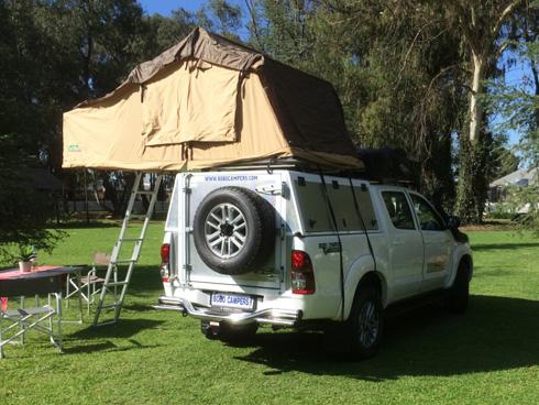 Camper 4 X 4 South Africa Camper South Africa