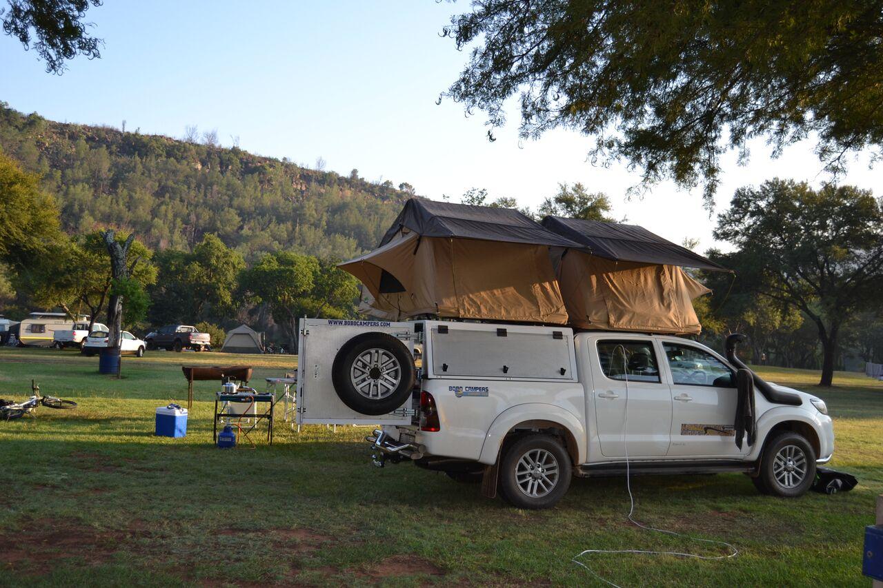 Discoverer Dc 4x4 Camper South Africa